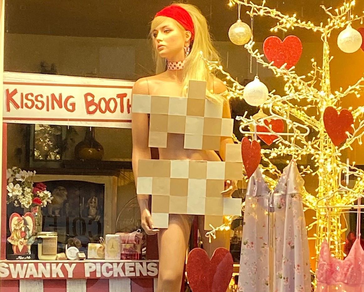 Happy Valentine's Day from Swanky Pickens