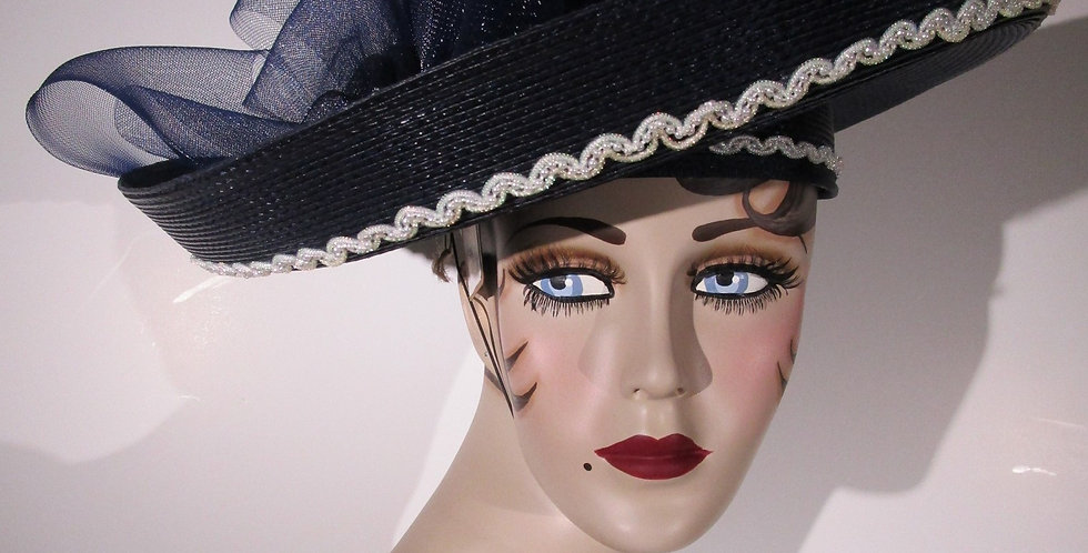 Gwenn Pennington Tilt Hat
