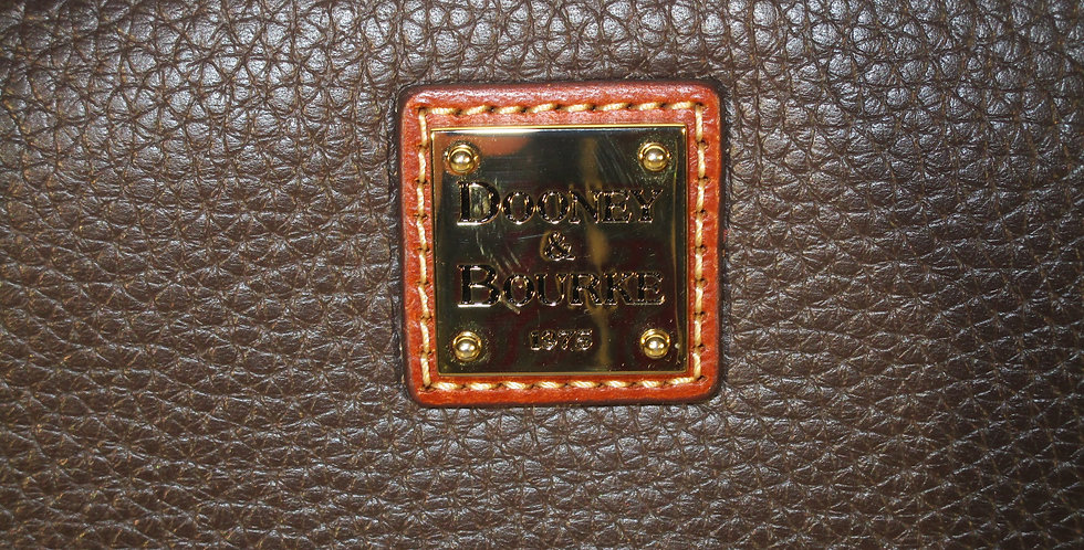Authentic Dooney & Bourke Wristlet Wallet
