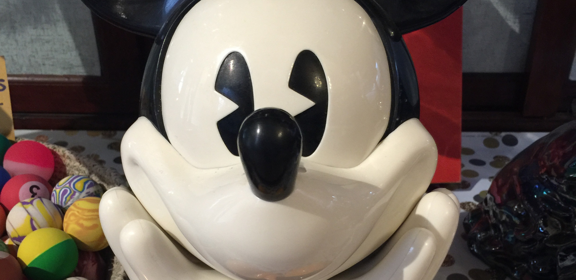 Mickey Mouse Cookie Jar