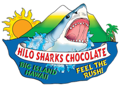 Hilo Sharks Chocolate