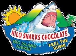 Hilo Sharks Chocolate