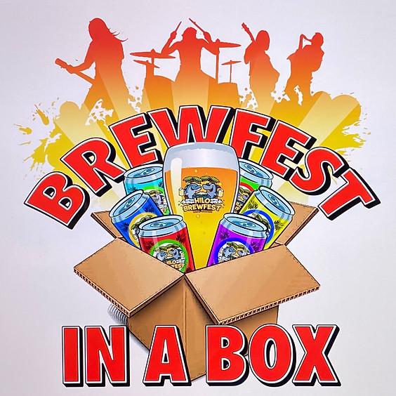 Hilo Brewfest in a Box