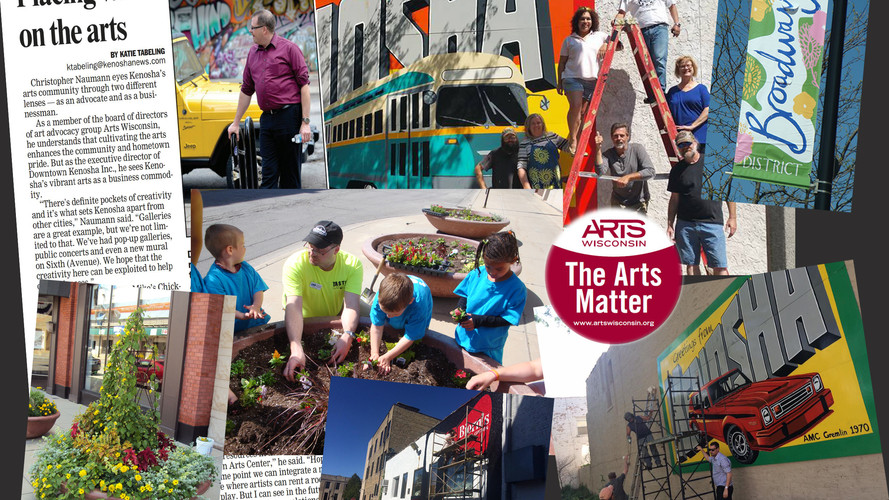 CMDD can integrate the arts, empower volunteers, and engage stakeholders to transform a place through identity branding, placemaking, and injecting community pride.