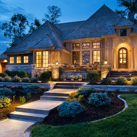 Classically Derived Cottage