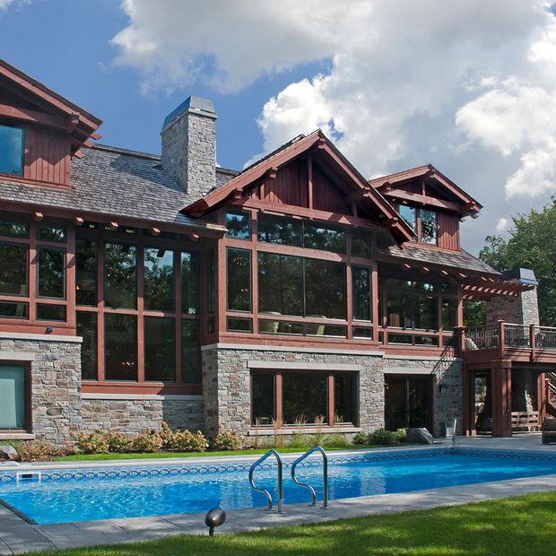 Irish Lake Lodge