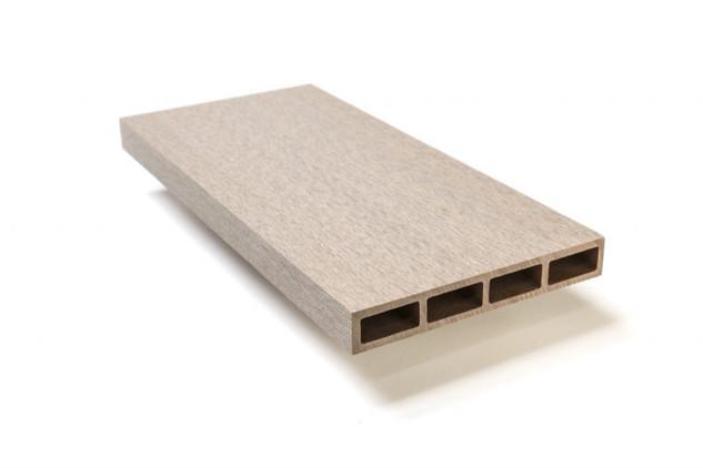 4 Channel Hollow Board Cladding