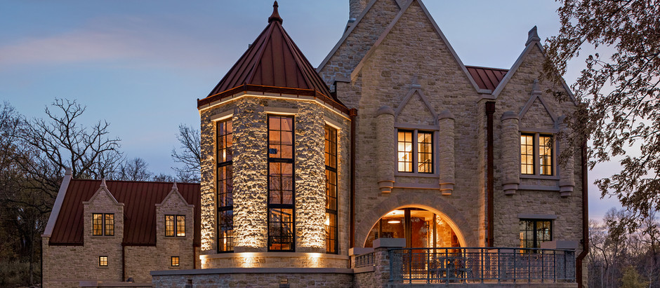 "City Pages asks, ""Wanna buy a new-construction castle in Orono?"""