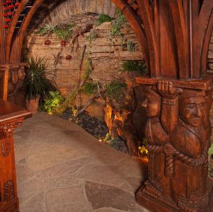 Wine Cellars and Bars