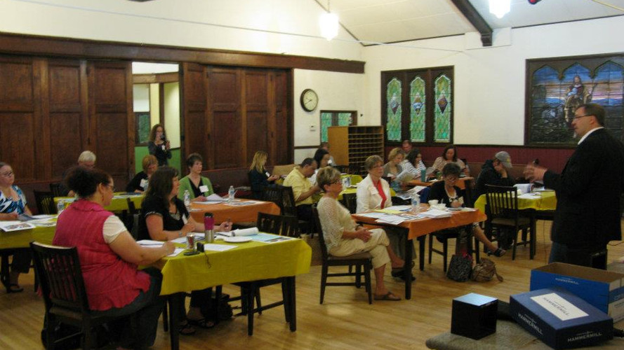 CMDD can present your small groups an inspired and energetic view on a wide variety of development topics
