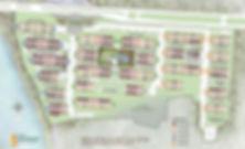Rainbow Springs Condovillas Siteplan symphonia summarecon serpong summarecon-residence.com
