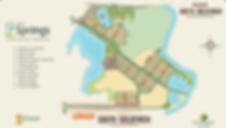 Ruko South goldfinch siteplan