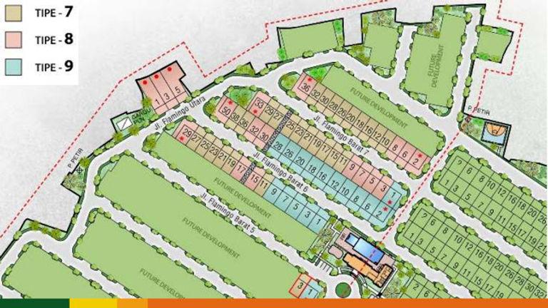Siteplan Flamingo Launching Tahap 1.jpg