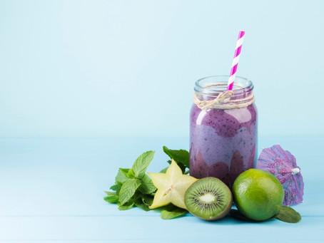 Licuados antioxidantes