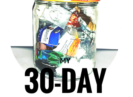 My 30-Day Jar Challenge