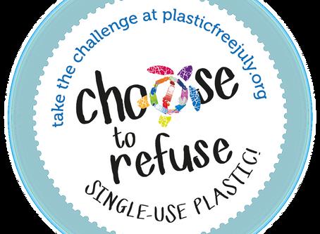 Plastic Free July 2017 Recap