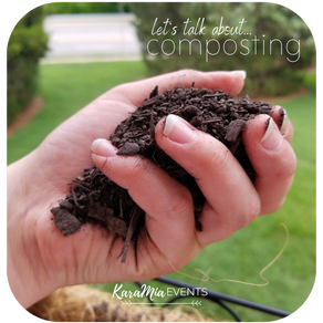 Let's Talk About Composting!