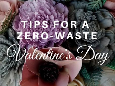 Tips for a Zero-Waste Valentine's Day