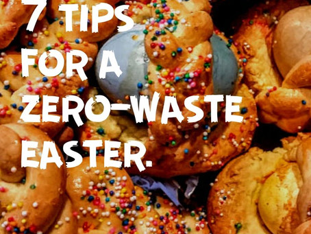 7 Tips for a Zero-Waste Easter