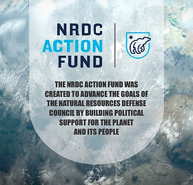 NRDC Actio Fund donor presentation powerpoint slide