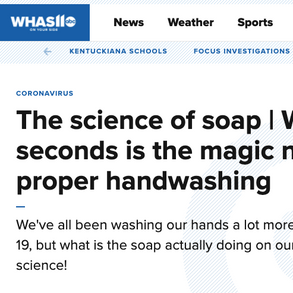 Whas: The Science of Soap