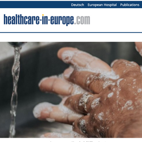 Healthcare In Europe: Study shows: Hand washing is key against COVID-19