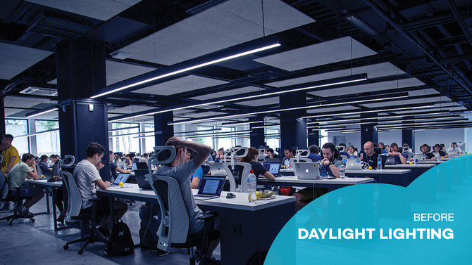 Circadian Lighting: How It Can Improve Employee Well Beings