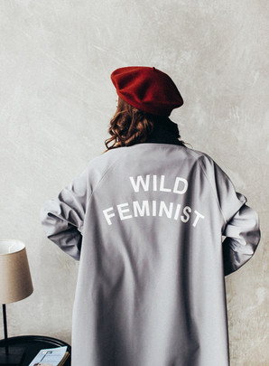 What exactly is a Wild Feminist?