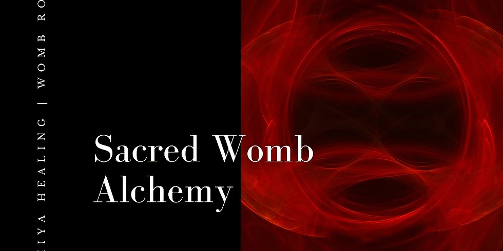 Womb Healing **FULLY BOOKED**