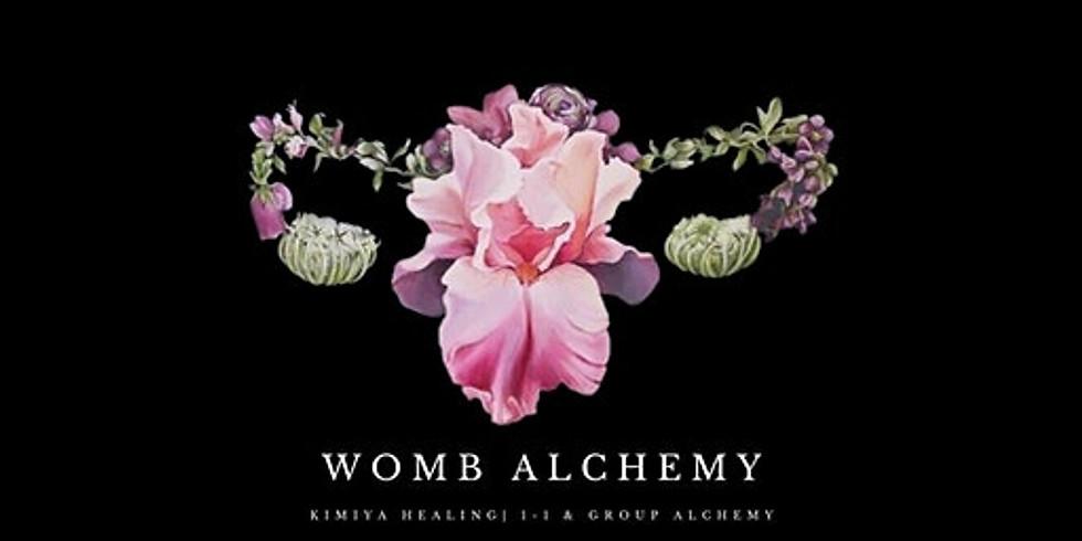 Group Alchemy - Womb Healing