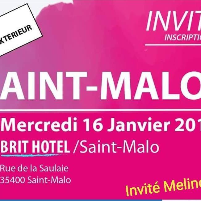 Découvrez une nouvelle opportunité d'affaires ! St Malo