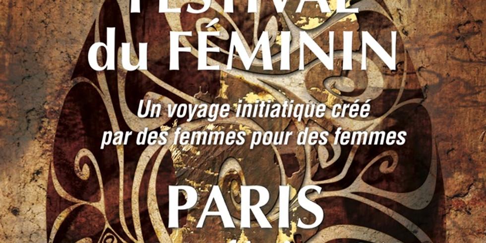 """Festival du féminin / Nouveauté #10 Atelier sur """"l'art de se raconter pour mieux s'exprimer"""""""