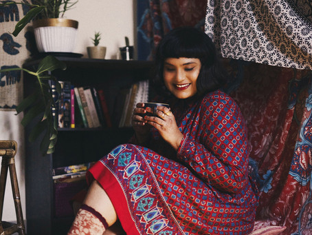 #LiveYourColor with Ragini Nag Rao of A Curios Fancy