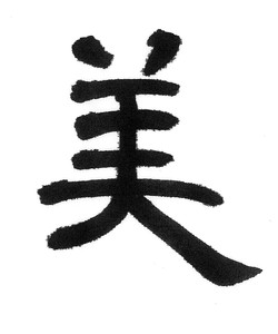 Beautiful Kanji