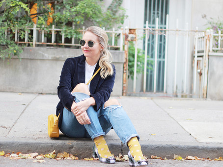#LiveYourColor with Jessica Steele of the Steele Maiden