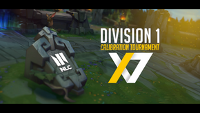 X7 INVITED TO JOIN NLC DIVISION 1