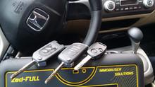 Araç Anahtarı Kodluyoruz immobilizer (çipli) Anahtar Kopyalıyoruz