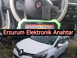 2014 Renault Clio IV Kayıptan Orjinal Smart Kart Kapımı