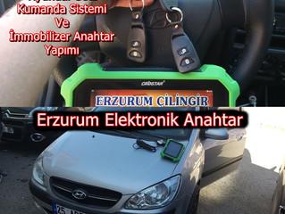 2011 Hyundai Getz Kumanda Sistemi Ve İmmobilizer Anahtar Yapımı