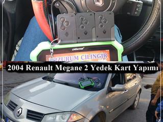 2006 Renault Megane 2 Yedek 2 Smart Kart Yapımı