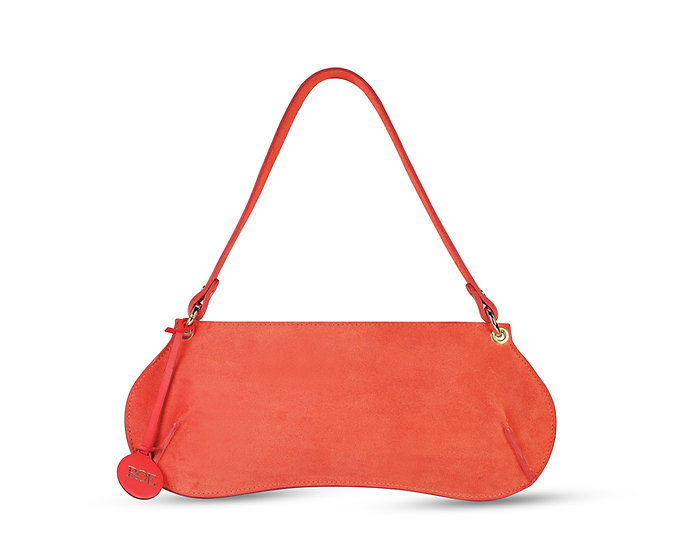 GEMMA ORANGE RED