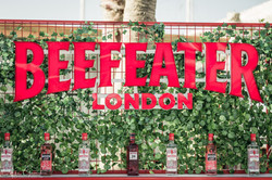 Beefeater Gin College אירוע ג'יגריה