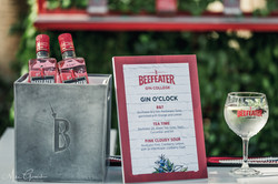 Beefeater Gin College ג'יגריה אירוע