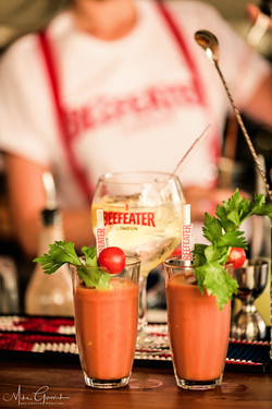 Beefeater Gin College Bar by Jiggeria