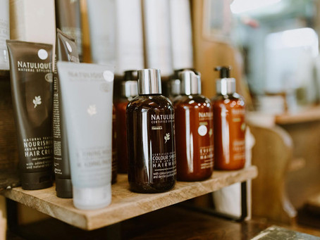 NATULIQUE: Organic colour and haircare