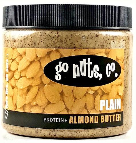 ALMOND butter (plain)