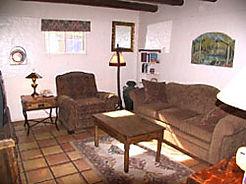 Porter Casita Living Room