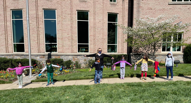 Apertura de las clases de preescolar