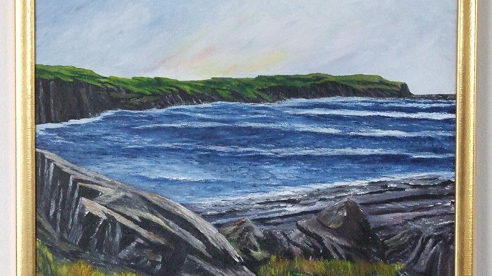 Cladagh Cove near Spanish Point