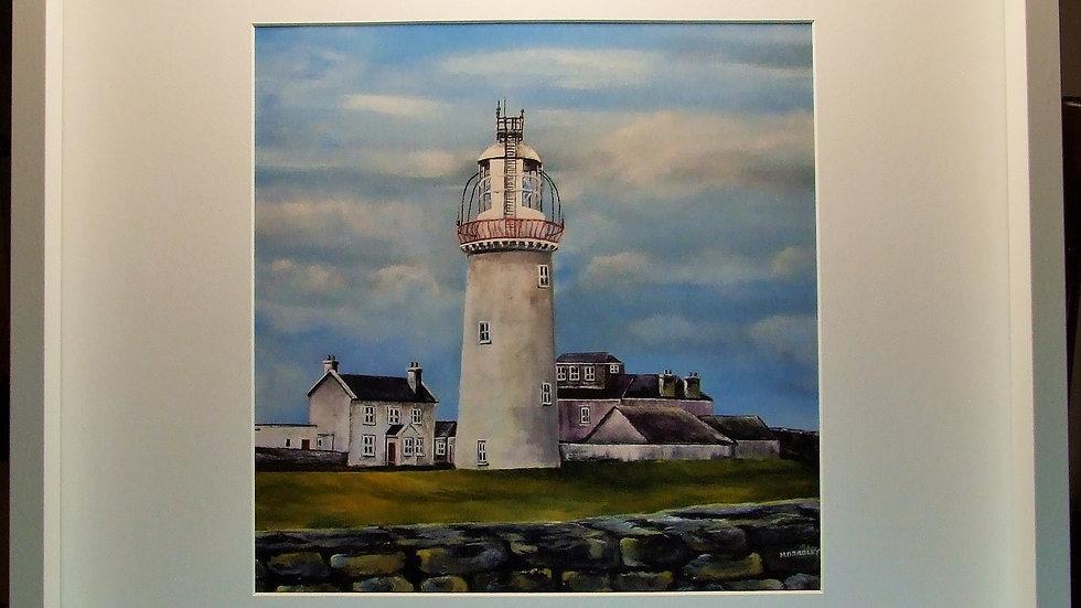 Loop Head Lighthouse. Print